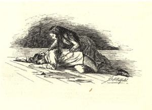 Nineteenth-century illustration from