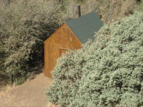 Kaczynski's cabin