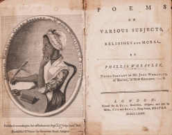 thomas jefferson and phillis wheatley
