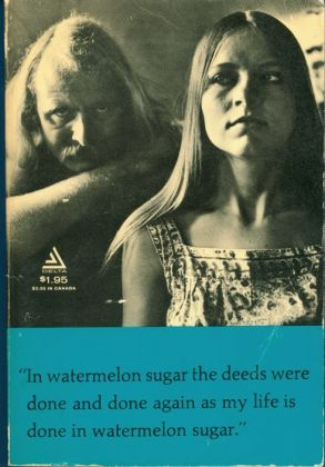 In Watermelon Sugar Cover copy