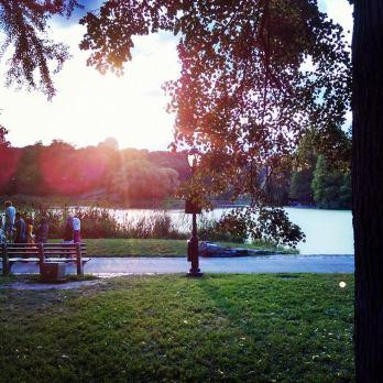 Central Park - Harlem Meer copy