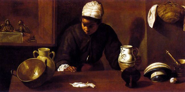 velazquez-kitchen-maid