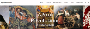 age of revolutions banner