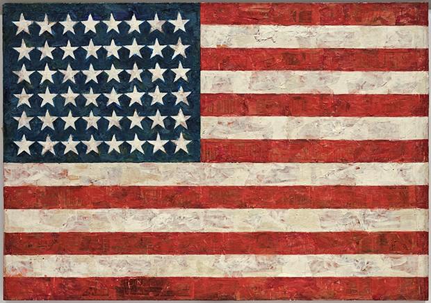 john jaspers flag